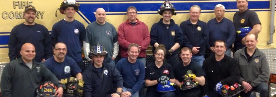 CONGRATS TO OUR NEWEST RESCUE TECHNICIANS